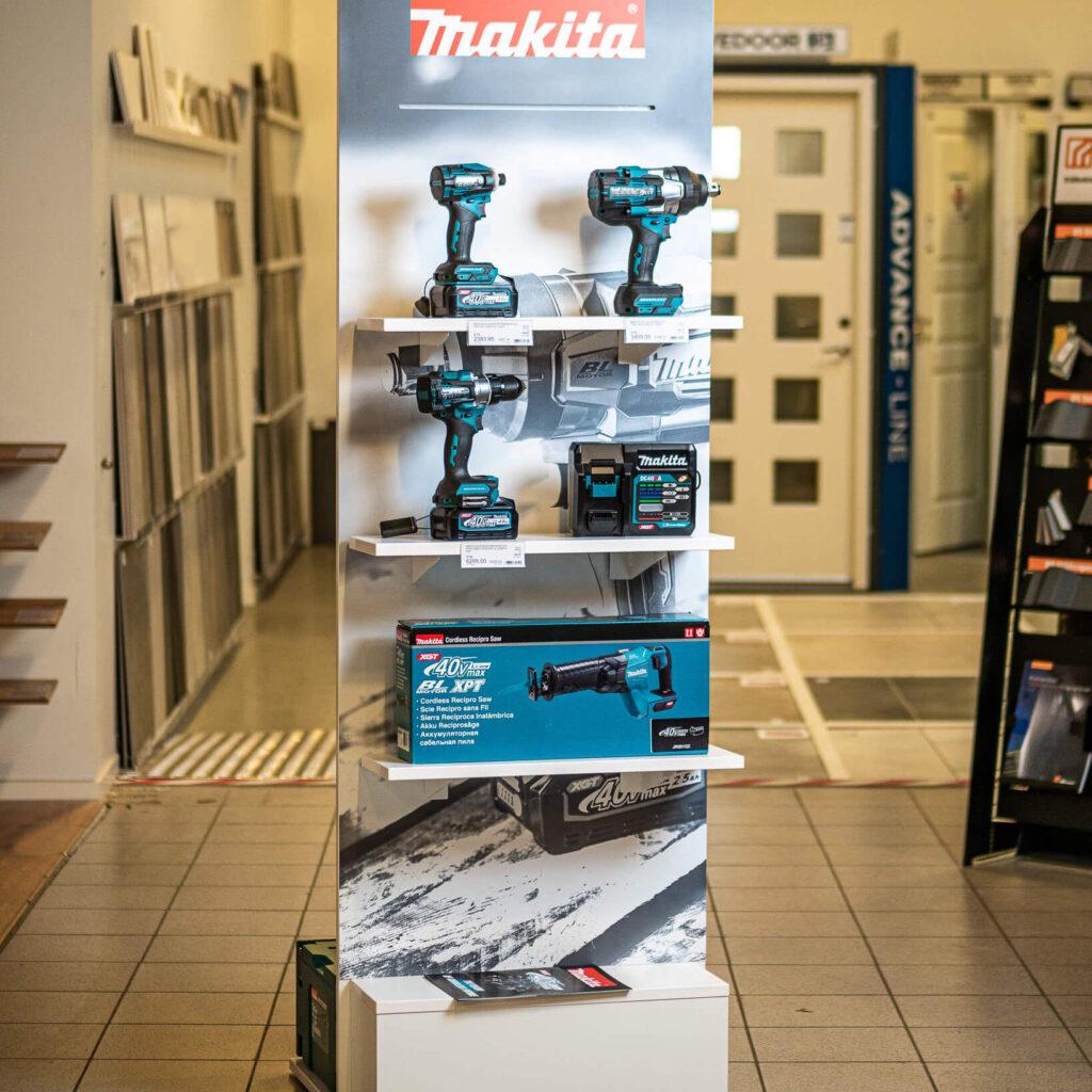 Display for Makita